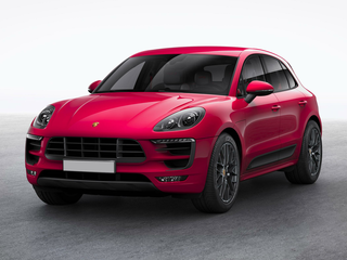 2017 Porsche Macan GTS 4dr All-wheel Drive