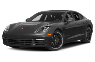 2017 Porsche Panamera 4 4dr All-wheel Drive Hatchback
