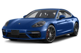2017 Porsche Panamera Turbo Executive 4dr All-wheel Drive Hatchback