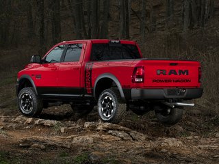 2017 RAM 2500 Power Wagon 4x4 Crew Cab 149 in. WB