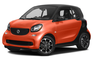 2017 smart fortwo passion 2dr Coupe