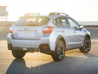2017 Subaru Crosstrek 2.0i Premium (CVT) 4dr All-wheel Drive