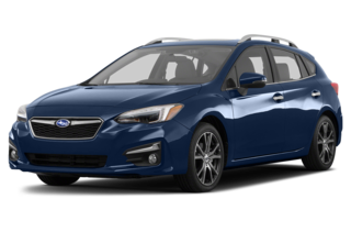 2017 Subaru Impreza 2.0i Limited (CVT) 4dr All-wheel Drive Hatchback