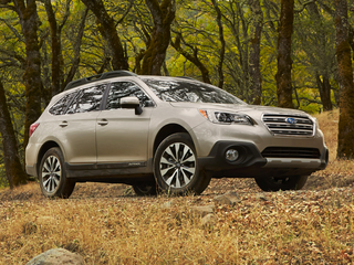 2017 Subaru Outback 2.5i 4dr All-wheel Drive