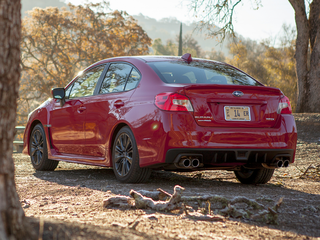2017 Subaru WRX WRX Base 4dr All-wheel Drive Sedan