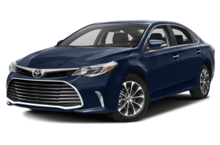 2017 Toyota Avalon XLE Plus 4dr Sedan