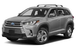 2017 Toyota Highlander Hybrid Hybrid LE V6 4dr All-wheel Drive