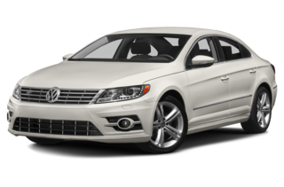 2017 Volkswagen CC 2.0T R-Line Executive w/Carbon/PZEV (DSG) 4dr Front-wheel Drive Sedan