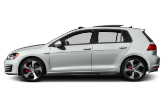 2017 Volkswagen Golf GTI S 4-Door (M6) 4dr Hatchback