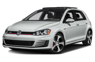 2017 Volkswagen Golf GTI SE 4-Door (M6) 4dr Hatchback