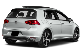 2017 Volkswagen Golf GTI SE 4-Door (DSG) 4dr Hatchback