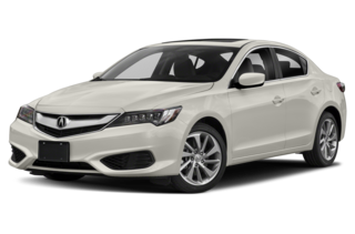 2018 Acura ILX Premium Package 4dr Sedan