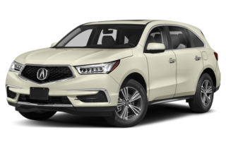 2018 Acura MDX 3.5L 4dr Front-wheel Drive