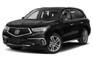2018 Acura MDX 3.5L w/Advance and Entertainment Packages 4dr Front-wheel Drive