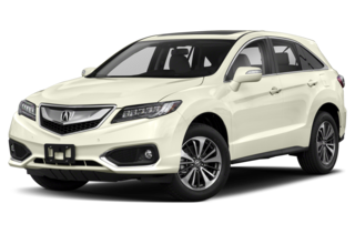 2018 Acura RDX Advance Package 4dr Front-wheel Drive