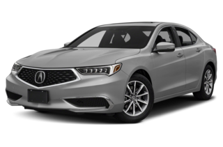 2018 Acura TLX Base (DCT) 4dr Front-wheel Drive Sedan