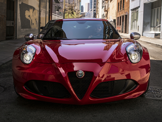 2018 Alfa Romeo 4C Base 2dr Coupe