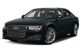 2018 Audi A8 L 4.0T Sport 4dr All-wheel Drive quattro LWB Sedan