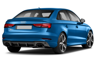 2018 Audi RS 3 2.5T 4dr All-wheel Drive quattro Sedan