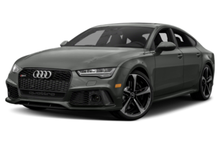 2018 Audi RS 7 4.0T 4dr All-wheel Drive quattro Sportback