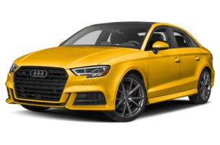 2018 Audi S3 2.0T Premium Plus 4dr All-wheel Drive quattro Sedan