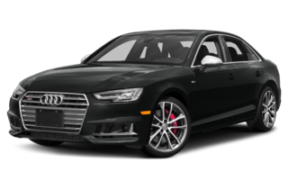 2018 Audi S4 3.0T Premium Plus 4dr All-wheel Drive quattro Sedan