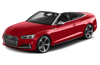 2018 Audi S5 3.0T Premium Plus 2dr All-wheel Drive quattro Cabriolet