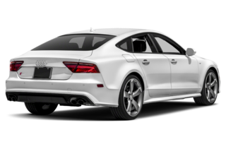 2018 Audi S7 4.0T Premium Plus 4dr All-wheel Drive quattro Sportback