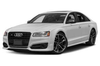 2018 Audi S8 4.0T Plus 4dr All-wheel Drive quattro Sedan