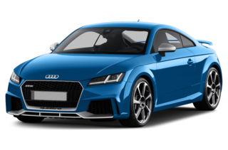 2018 Audi TT RS 2.5T 2dr All-wheel Drive quattro Coupe