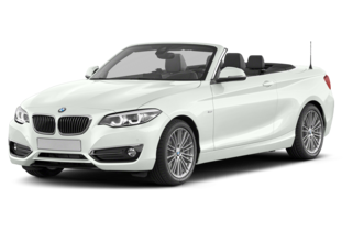 2018 BMW 230 230i 2dr Rear-wheel Drive Convertible
