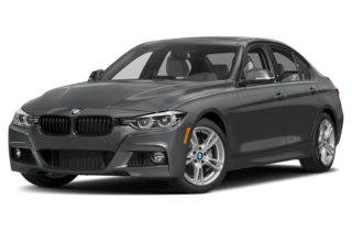 2018 BMW 340 340i (A8) 4dr Rear-wheel Drive Sedan