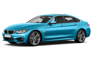 2018 BMW 430 Gran Coupe 430i Gran Coupe xDrive w/SULEV 4dr All-wheel Drive Hatchback