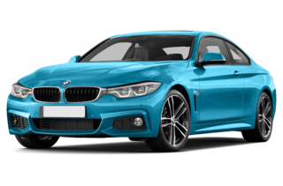 2018 BMW 430 430i w/SULEV 2dr Rear-wheel Drive Coupe