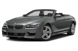 2018 BMW 640 640 i 2dr Rear-wheel Drive Convertible