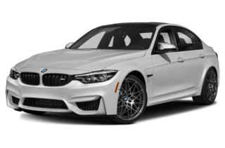 2018 BMW M3 M3 4dr Rear-wheel Drive Sedan