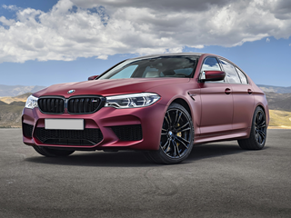 2018 BMW M5 M5 Base 4dr All-wheel Drive Sedan