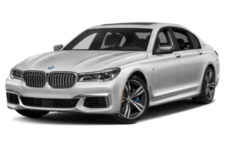 2018 BMW M760 M760 i xDrive 4dr All-wheel Drive