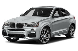 2018 BMW X4 X4 M40i 4dr All-wheel Drive Sports Activity Vehicle