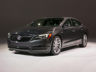 2018 Buick LaCrosse Base 4dr Front-wheel Drive Sedan