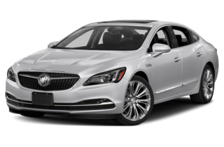 2018 Buick LaCrosse Premium 4dr All-wheel Drive Sedan