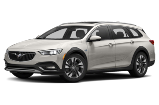 2018 Buick Regal TourX TourX Base 4dr All-wheel Drive Wagon