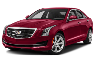 2018 Cadillac ATS 3.6L Premium Luxury 4dr Rear-wheel Drive Sedan