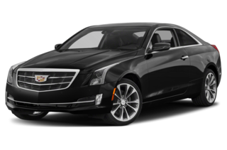2018 Cadillac ATS 2.0L Turbo Base 2dr Rear-wheel Drive Coupe