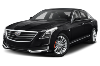 2018 Cadillac CT6 PLUG-IN PLUG-IN Base 4dr Rear-wheel Drive Sedan