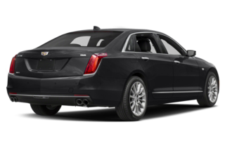 2018 Cadillac CT6 2.0L Turbo Base 4dr Rear-wheel Drive Sedan