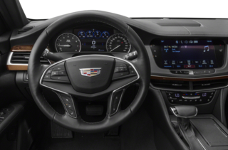 2018 Cadillac CT6 3.6L Luxury 4dr All-wheel Drive Sedan