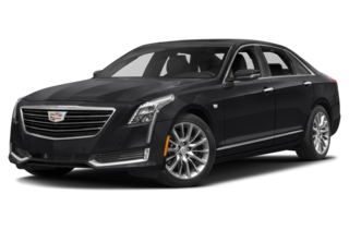 2018 Cadillac CT6 3.6L Premium Luxury 4dr All-wheel Drive Sedan