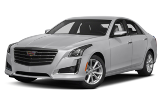 2018 Cadillac CTS 3.6L Luxury 4dr Rear-wheel Drive Sedan
