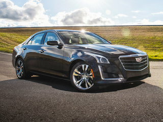 2018 Cadillac CTS 2.0L Turbo Base 4dr All-wheel Drive Sedan